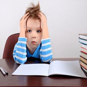 مقاله صوتی اگر کودک از انجام تکالیف مدرسه اجتناب میکند !