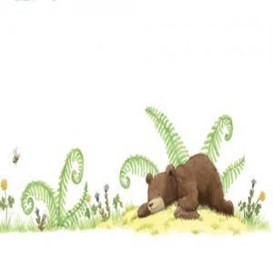 قصه جذاب و شنیدنیخواب های خوب ببینی خرس کوچولو